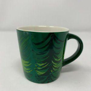 Starbucks 2014 3 oz Espresso Holiday Christmas Mug
